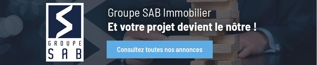 Annonces immobilières Groupe SAB